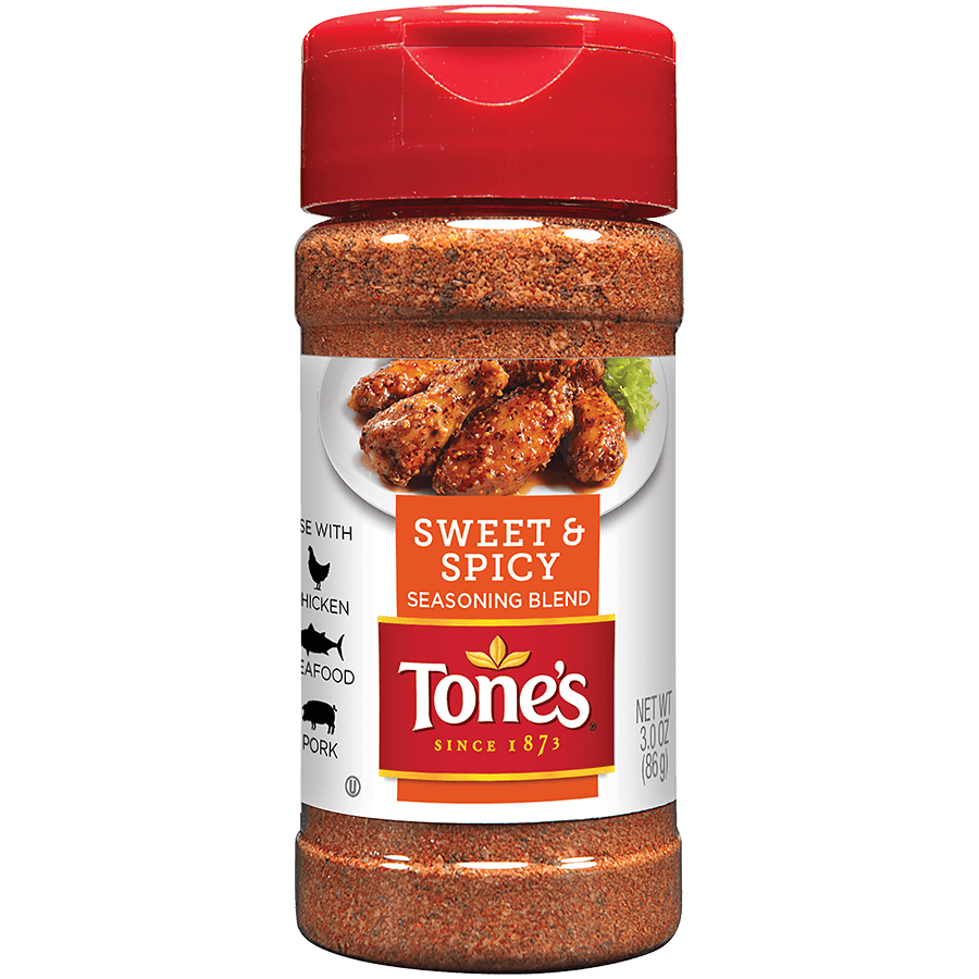 Sweet & Spicy Seasoning Blend