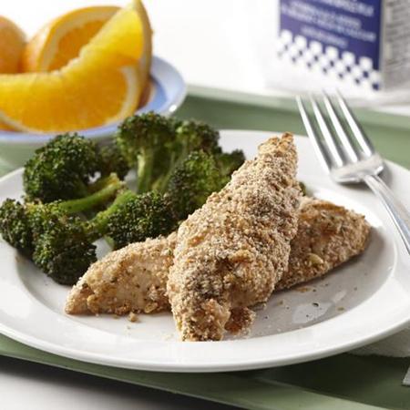 Garlic and Herb Roasted Broccoli